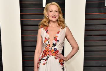 Patricia Clarkson 2016 Vanity Fair Oscar Party Hosted By Graydon Carter - Arrivals