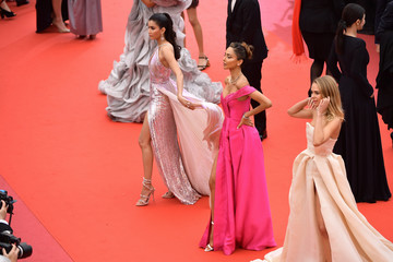 Patricia Contreras 'A Hidden Life (Une Vie Cachée)' Red Carpet - The 72nd Annual Cannes Film Festival