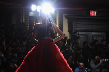 Patricia Field Christian Siriano - Runway - February 2018 - New York Fashion Week