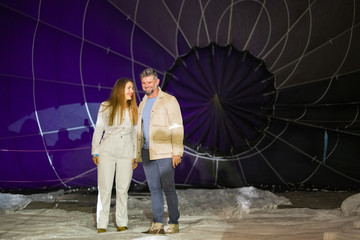 Patricia Piccinini Nick Mitzevich Skywhalepapa Hot Air Balloon Flies Over Canberra In World Premiere