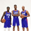 Patrick Beverley Los Angeles Clippers Media Day