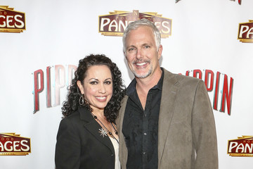 """Patrick Cassidy Opening Night Of """"PIPPIN"""" At Hollywood Pantages"""