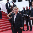 """Patrick Cohen """"Annette"""" & Opening Ceremony Red Carpet - The 74th Annual Cannes Film Festival"""