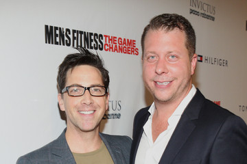 Patrick Connors Men's Fitness Event in West Hollywood