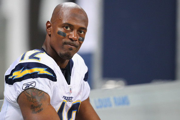 Patrick Crayton - San Diego Chargers v St. Louis Rams