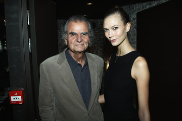 Patrick Demarchelier  Cindi Leive Hosts a Dinner for Patrick Demarchelier