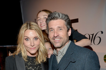 Patrick Dempsey Marie Claire Hosts Inaugural Image Maker Awards - Inside