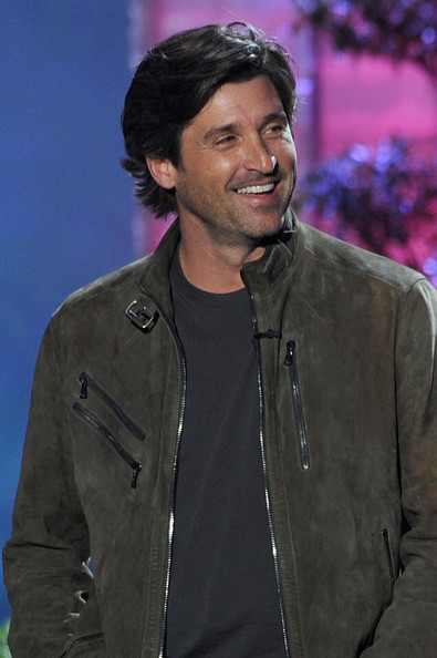 patrick dempsey actor patrick dempsey speaks onstage during the 2011