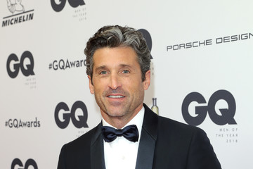 Patrick Dempsey Red Carpet Arrivals - GQ Men Of The Year Award 2018