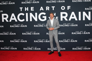 Patrick Dempsey Premiere Of 20th Century Fox's 'The Art Of Racing In The Rain' - Arrivals