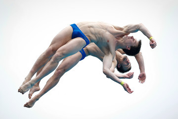 Patrick Hausding 19th FINA Diving World Cup: Day 2