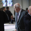 Patrick Leahy Funeral Mass Held For Rep. John Dingell At D.C.'s Holy Trinity Catholic Church