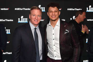 Patrick Mahomes II Verizon Hosts World Premiere Event For 'The Team That Wouldn't Be Here' Documentary
