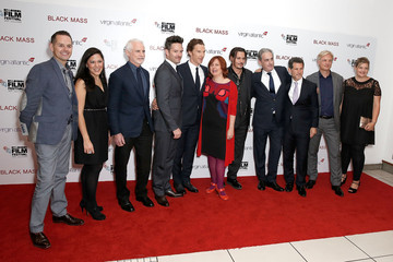 Patrick McCormick 'Black Mass' - Virgin Atlantic Gala - BFI London Film Festival