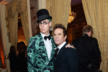 Patrick McDonald Inside the amfAR Inspiration Gala