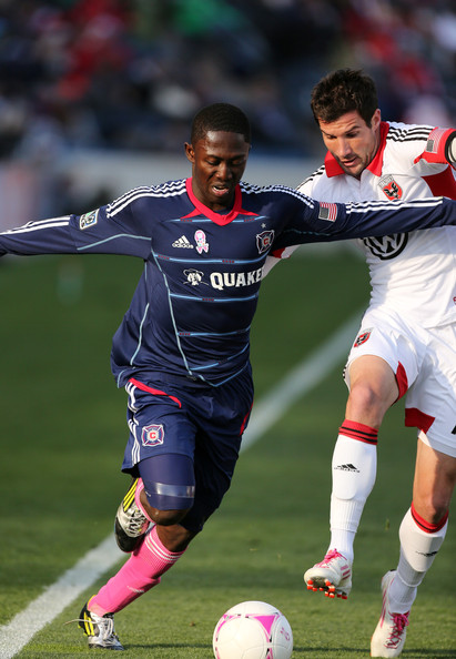 DC United v Chicago Fire