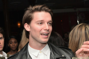 Patrick Schwarzenegger Vanity Fair and L'Oreal Paris Toast to Young Hollywood, Hosted by Dakota Johnson and Krista Smith
