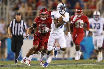 Patrick Smith Middle Tennessee v Florida Atlantic