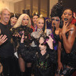Patrick Starr Disney Villains X The Blonds NYFW Show - Front Row & Backstage