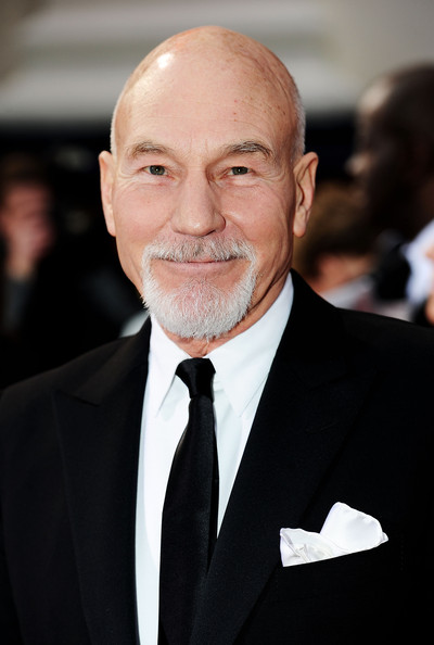 Patrick Stewart - Wallpapers
