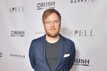 Patrick Stump Premiere Of 'Spell'
