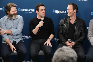 Patrick Wilson Nick Offerman SiriusXM Town Hall With the Cast of 'The Founder'; Town Hall to Air on Entertainment Weekly Radio
