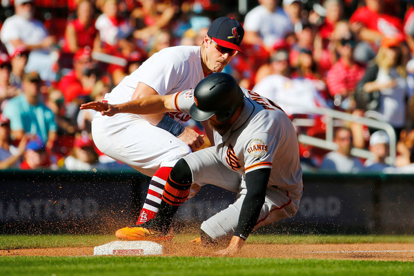 San Francisco Giants vs. St Louis Cardinals