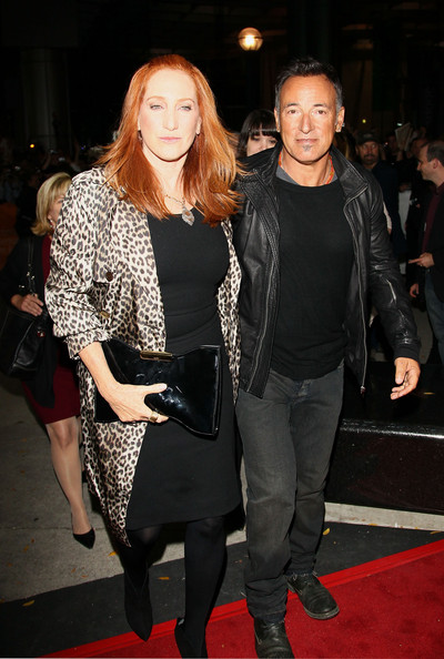 patti scialfa photos. Wife Patti Scialfa and