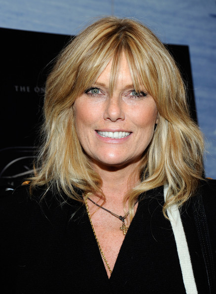 Patti Hansen Photos Photos New York Premiere Of