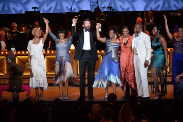 Patti LaBelle Fantasia Barrino 2014 Tony Awards - Show