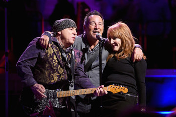 Patti Scialfa Bruce Springsteen in Concert - New York, New York