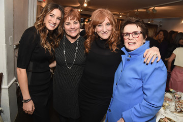 Patti Scialfa The Hearst 100 Event in New York City