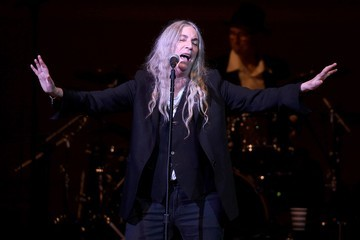 Patti Smith 33nd Annual Tibet House US Benefit Concert & Gala - Performances