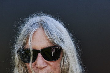 Patti Smith Ray-Ban Studios At All Points East Festival