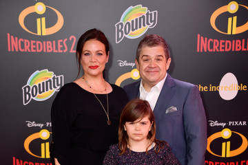 "Patton Oswalt Premiere Of Disney And Pixar's ""Incredibles 2"" - Arrivals"