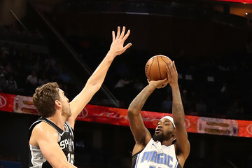 Pau Gasol San Antonio Spurs v Orlando Magic