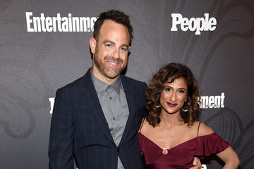 Paul Adelstein Entertainment Weekly & People New York Upfronts Party 2018 - Arrivals