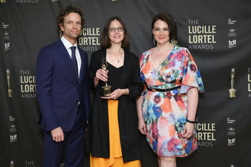 Paul Alexander Nolan 33rd Annual Lucille Lortel Awards - Press Room