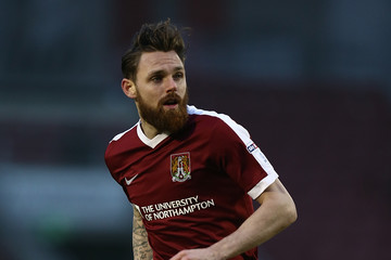 Paul Anderson Northampton Town v Chesterfield - Sky Bet League One