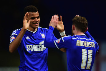 Paul Anderson Ipswich Town v Birmingham City - Sky Bet Championship