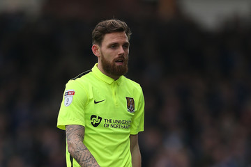 Paul Anderson Bristol Rovers v Northampton Town - Sky Bet League One