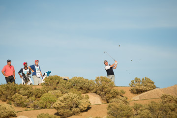 Paul Broadhurst Charles Schwab Cup Championship - Round Two
