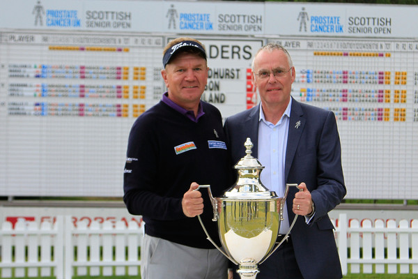 Scottish Senior Open - Day Three
