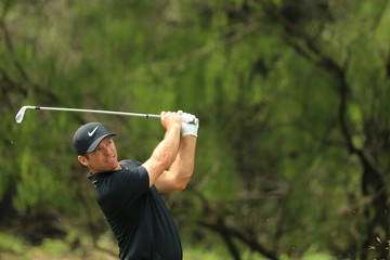 Paul Casey World Golf Championships-Dell Match Play - Round Three