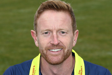 Paul Collingwood Durham CCC Photocall