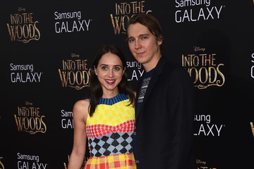 Paul Dano 'Into the Woods' Premieres in NYC