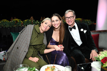 Paul Feig Emilia Clarke Universal Pictures Presents The Premiere Of Last Christmas