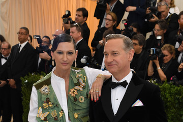 Paul Feig 'Rei Kawakubo/Comme des Garcons: Art of the In-Between' Costume Institute Gala