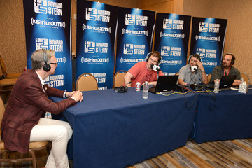 Paul Feig Howard Stern's 'Wrap-Up Show' Broadcasts Live from Comic-Con 2014