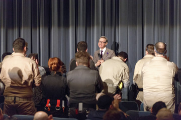Paul Feig Ghostbusters Fan Event On The Sony Lot